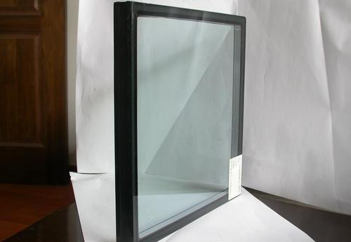 蓝灰高反射中空Low-e玻璃