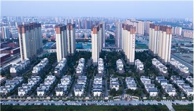 济宁运河公馆大区