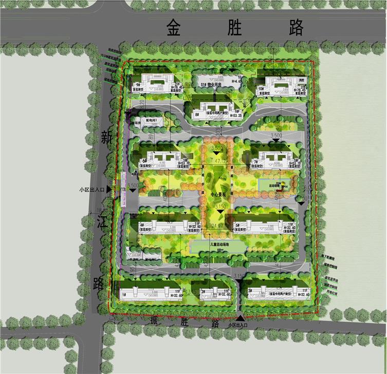 苏州新城嘉樾时代花园