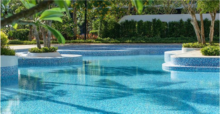 泳池马赛克