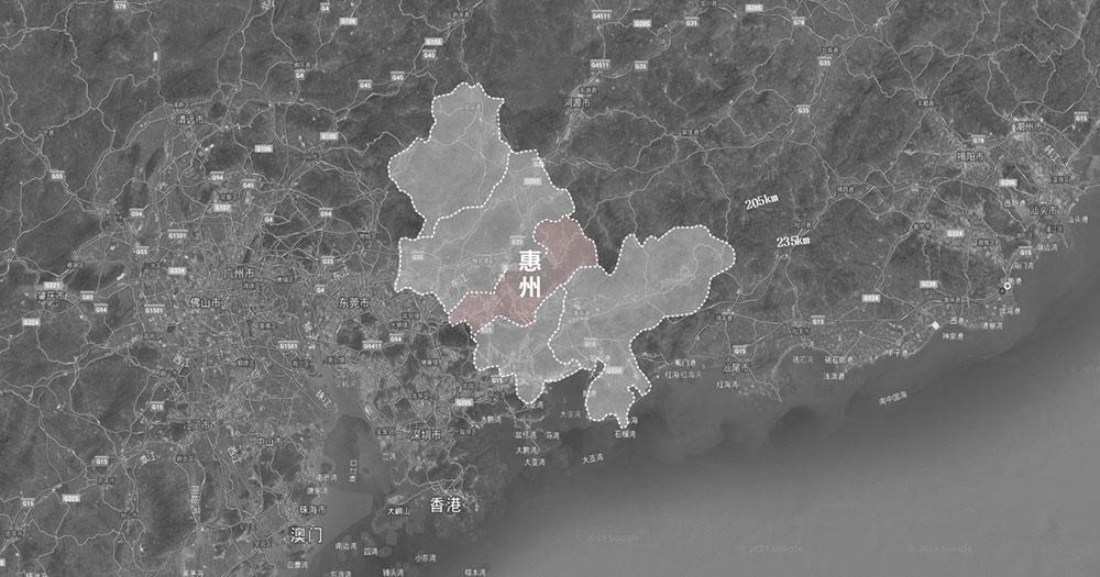 惠州华发旭辉铂钻花园