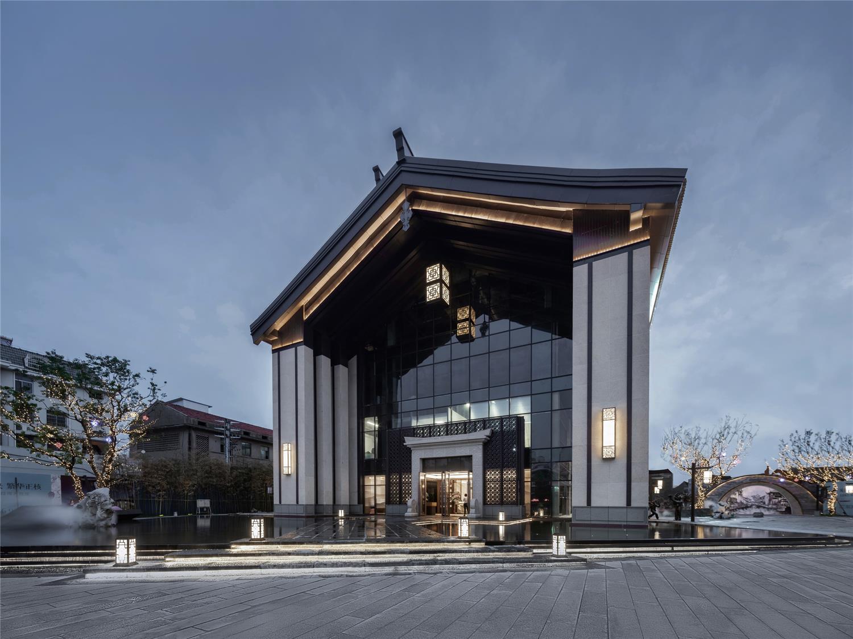 宝应奥园老东门商业历史文化街区项目