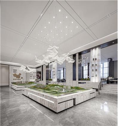 惠州海伦堡 · 弘诚厚园销售中心