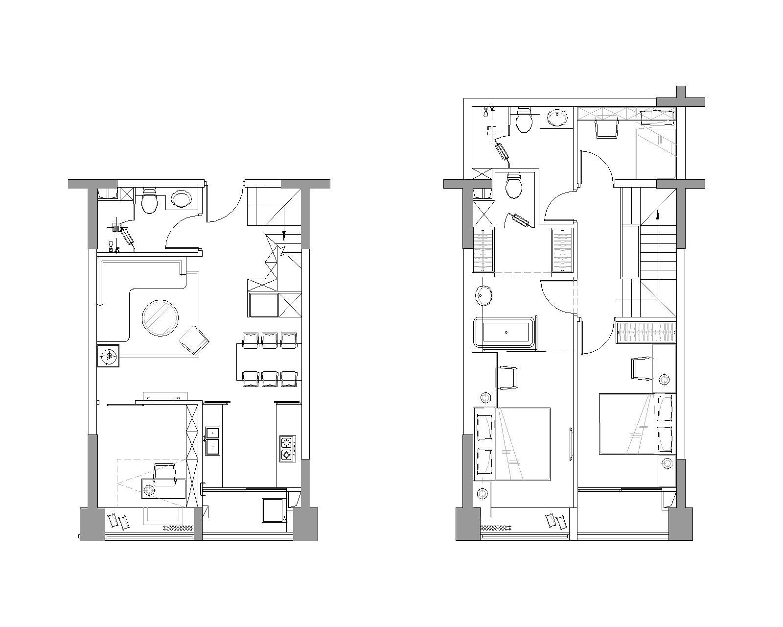 17-23理想公馆塔楼平面布置图-Model.jpg