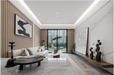 上海金地·玖玺样板房