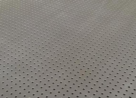 曲面穿孔铝板