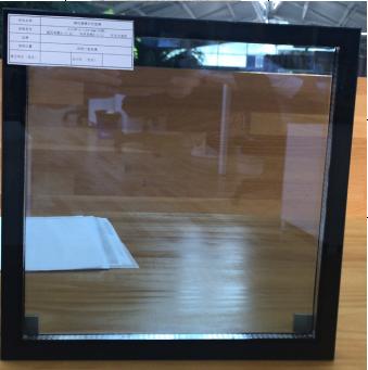 钢化镀膜中空玻璃