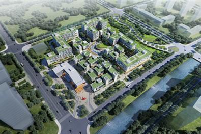 金茂青岛中欧国际城