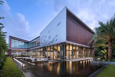 罗牛山·玖悦台展示中心