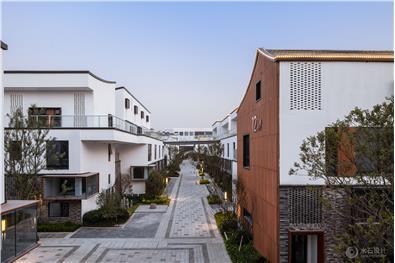苏州金辉浅湾商业街区