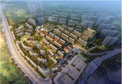 阳光城湾里丽景湾项目(江西南昌)