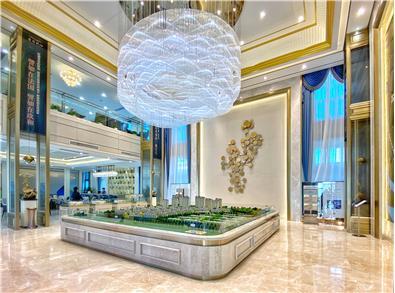 香雍玖合项目售楼处设计