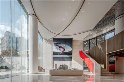 上海保利天汇销售中心