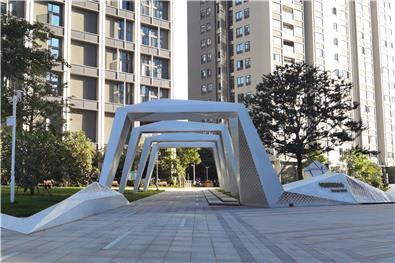 深圳前海自贸区中粮创芯公园