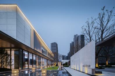 上海·招商虹桥公馆售楼处