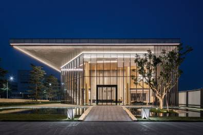 广州珠江集团番禺石楼未来城