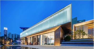 惠州海伦堡 · 玖悦府营销中心