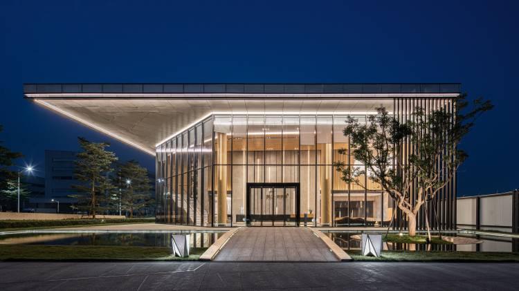 珠江未来城售楼中心