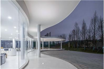 贵州龙里·和泓桃花源悦乐府示范区小球中心