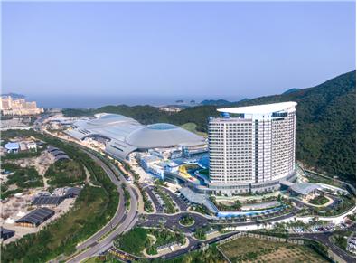 珠海横琴长隆海洋科学酒店