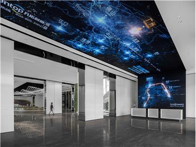广州绿地香港GID国际创新驱动中心