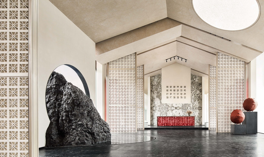 昆明·汉华天马山国际温泉度假区·体验中心