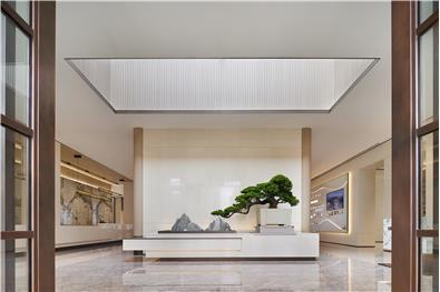 天津 城投 东方和府销售中心