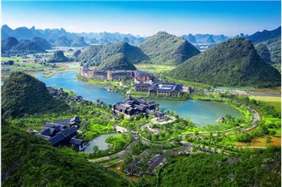 桂林融创酒店群