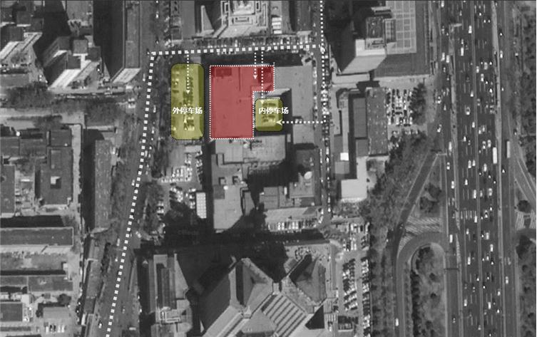 北京首创阜成大厦办公楼改造工程