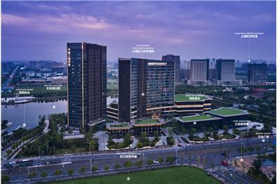 上海凯悦酒店&三迪曼哈顿