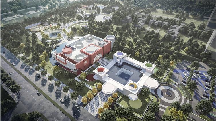 成都环球融创未来城体验馆