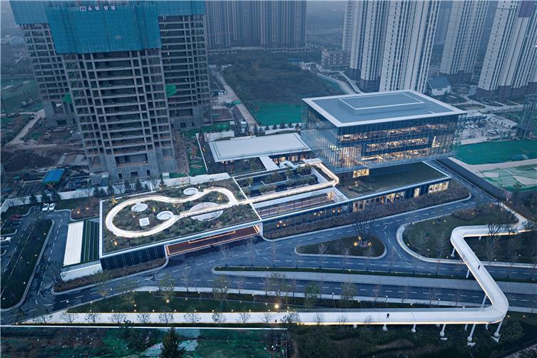 西安融创曲江艺术中心