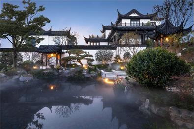 绍兴中国铁建·花语堂