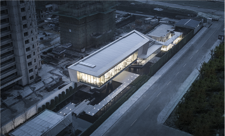扬州万科广陵社区展示中心