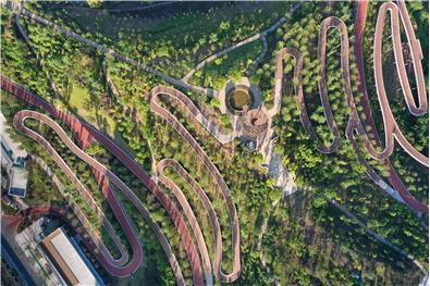 自贡高峰公园