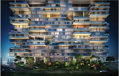 迪拜One Palm公寓