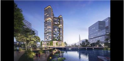越南Thu Thiem Residences公寓