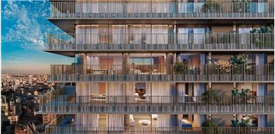 巴西圣保罗IbatéMoema公寓