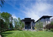 廊坊艾力楓高爾夫花園酒店景觀設計