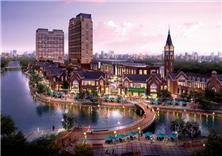 杭州寶龍城市廣場景觀方案設計
