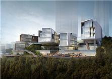 重庆天安数码城建筑方案设计