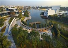 深圳華僑城歡樂海岸景觀設計