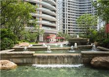 上海中凯城市之光名邸景观设计
