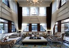 無錫巴黎精品酒店別墅樣板房空間設計