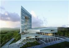 武漢光谷醫藥技術交易中心建筑方案設計