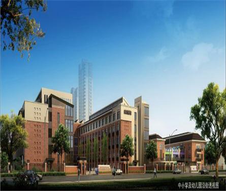 安徽蚌埠鵬欣水游城建筑方案設計