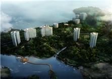 安徽黃山盛高太平湖國際公寓二期建筑方案設計