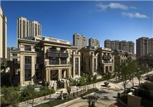 呼和浩特中海外滩建筑设计