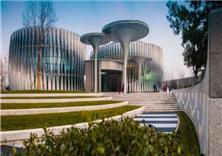 北京綠地健康城景觀設計