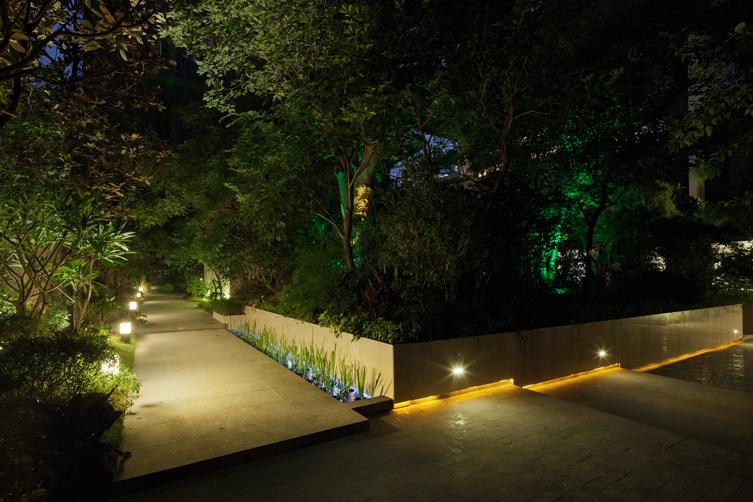 广州力迅时光里景观设计施工一体化